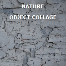 Nature - Object collage